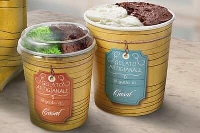 500 Gr. Eis