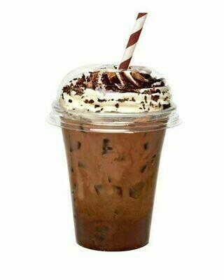 Eiskaffee-Eisschokolade