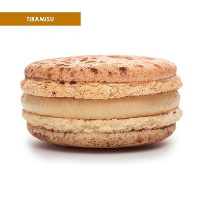 Premium XL Macarons Tiramisu