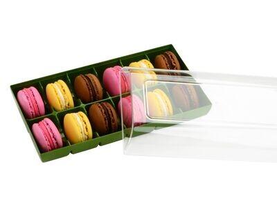Premium XL Macarons Gem. 12 Pack