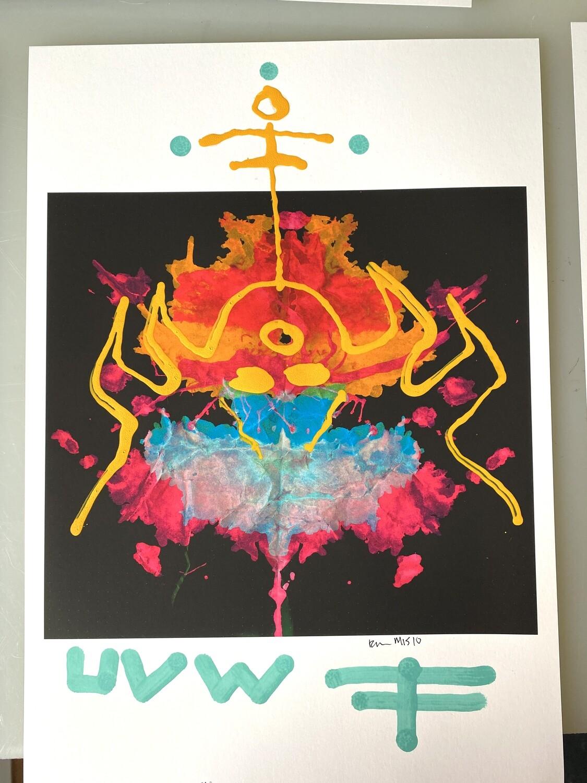 LOTI MISPRINT ACRYLIC INK 4