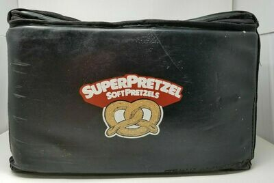 SuperPretzel Stadium Pretzel Delivery Insulated Bag Cooler Food Vendor