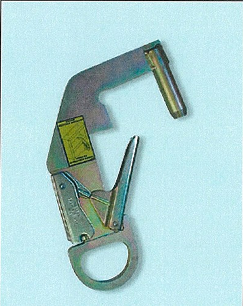 Miller 490 Peri-Form Hook Anchor Safety