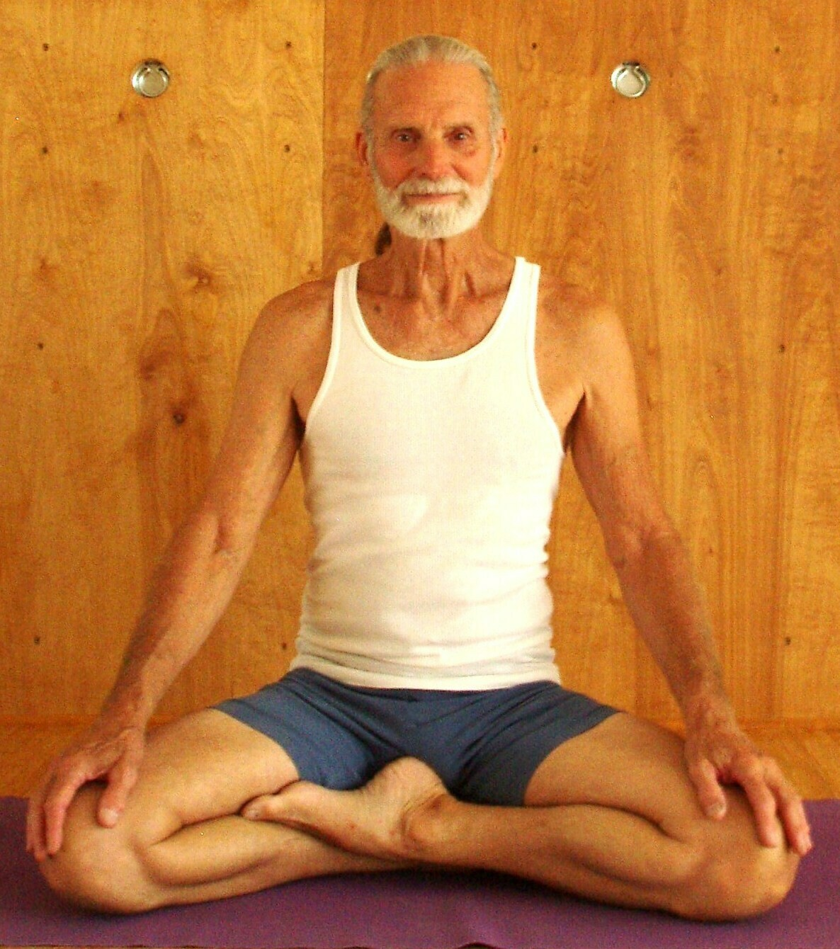 Saturday (9:00-10:00 AM) Beginners Yoga in the House Studio with David