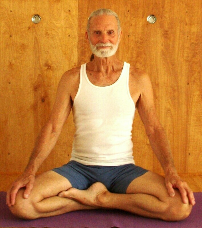 Monday (6:30-7:30 PM) Beginners Yoga in the House Studio with David.