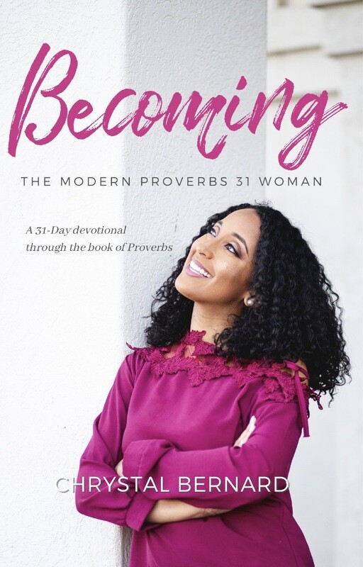 Becoming the Modern Proverbs 31 Woman: A 31-Day devotional through the book of Proverbs