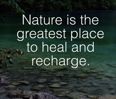 A Balance in Nature Retreat