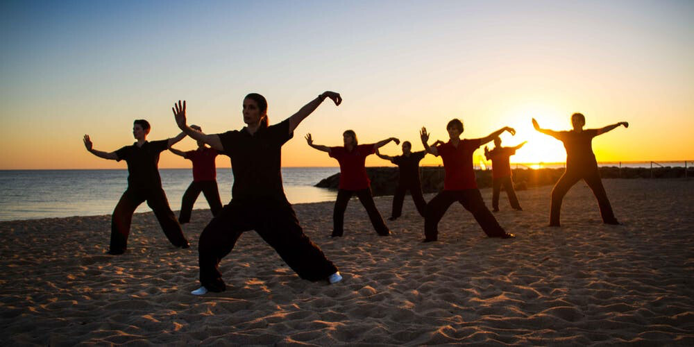Class: Zoom Tai Chi 1. Pay in full