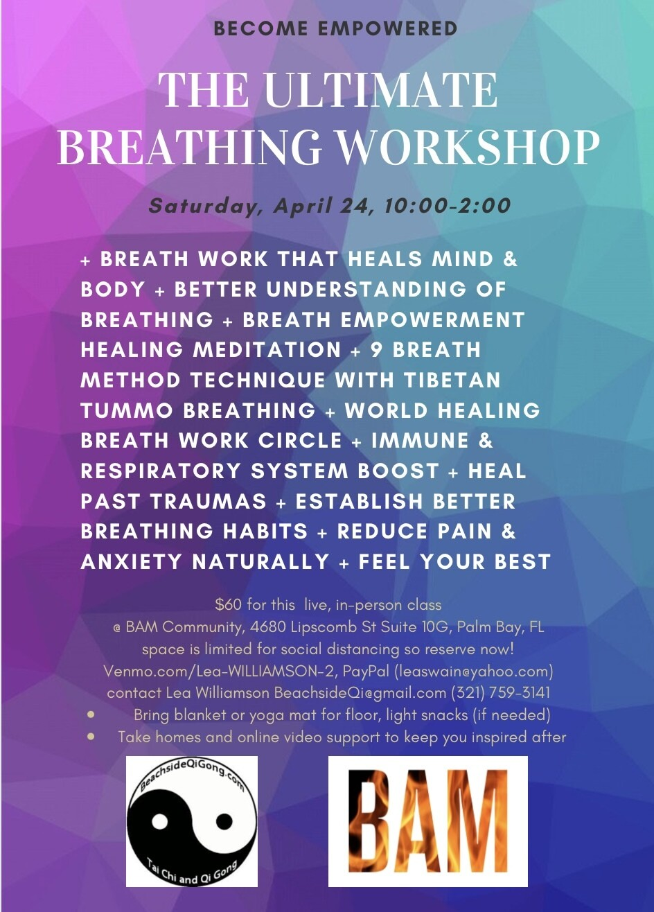The Ultimate Breathing Workshop