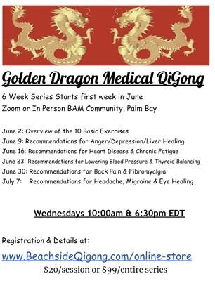 Golden Dragon 1 Class only