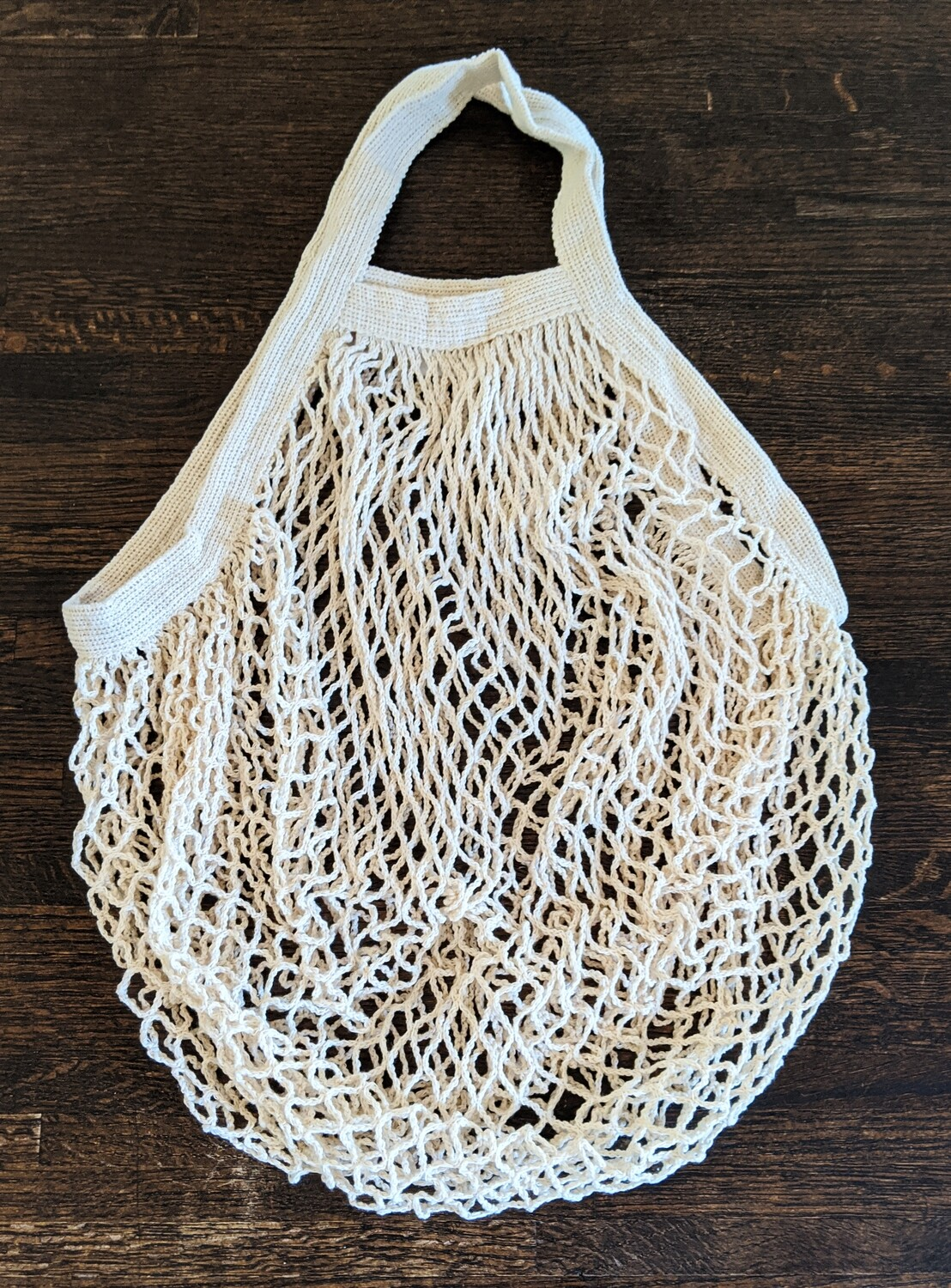 DIY SUPPLY - DYE IT YOURSELF - COTTON MARKET TOTE