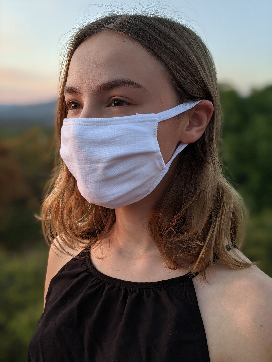 DIY SUPPLY - DYE IT YOURSELF - COTTON FACE MASKS