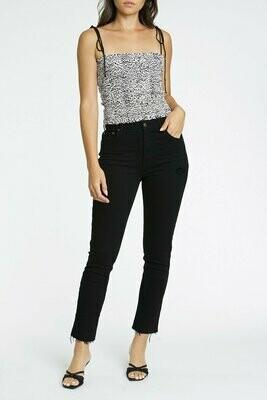 Cara High Rise Vintage Skinny