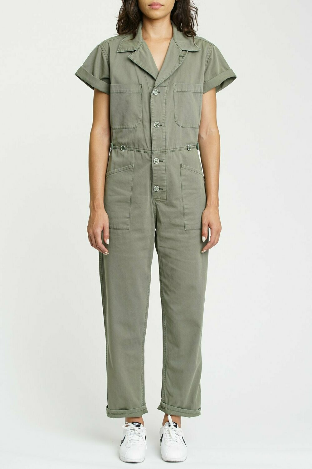 Grover Short Sleeve Field Suit