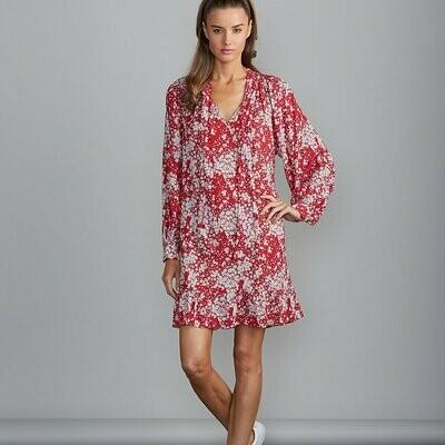 Lange Dress Cherry blossom