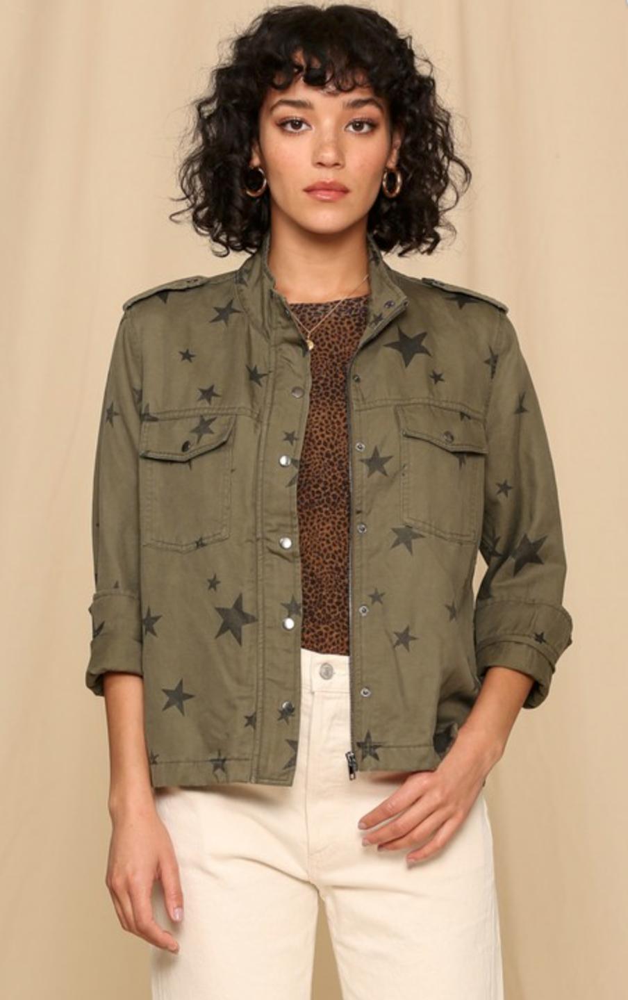 Star Military Jacket