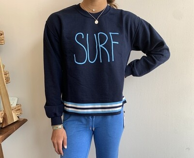Camp Sweatshirt Surf