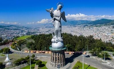 City Tour: Quito Histórico + Mitad del Mundo