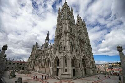 City Tour: Quito Histórico