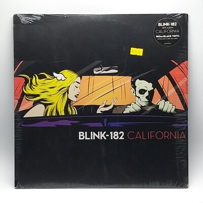 BLINK 182 -CALIFORNIA- LP (180 GRAM VINYL)
