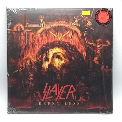 SLAYER -REPENTLESS- LP (RED VINYL)