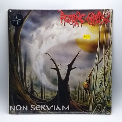 ROTTING CHRIST -NON SERVIAM- LP (180 GRAM VINYL)