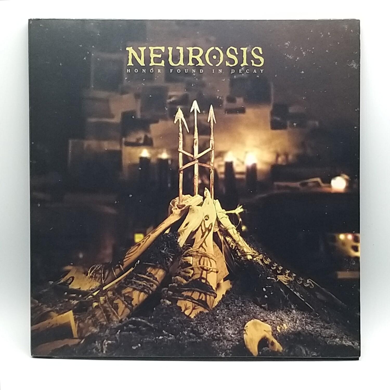 NEUROSIS -HONOR FOUND IN DECAY- 2XLP (180 GRAM VINYL)