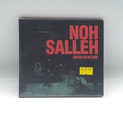 NOH SALLEH -ANGIN KENCANG- CD (INDONESIA VERSION)