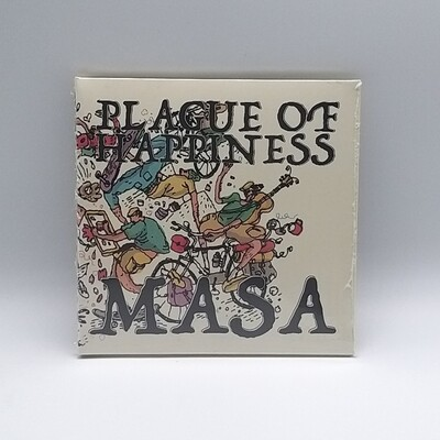 PLAGUE OF HAPPINESS -MASA- CD