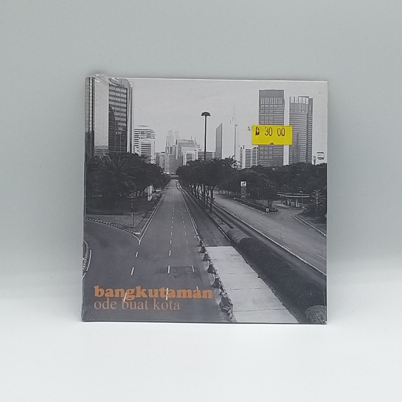 BANGKUTAMAN -ODE BUAT KOTA- CD
