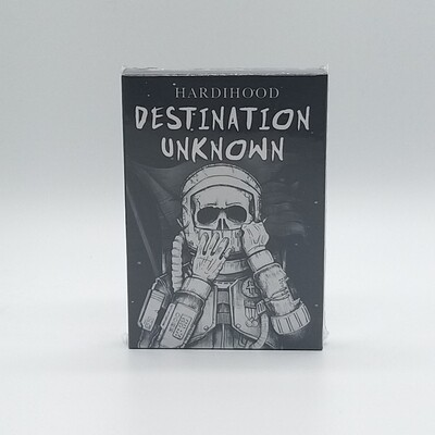 HARDIHOOD -DESTINATION UNKNOWN- CASSETTE