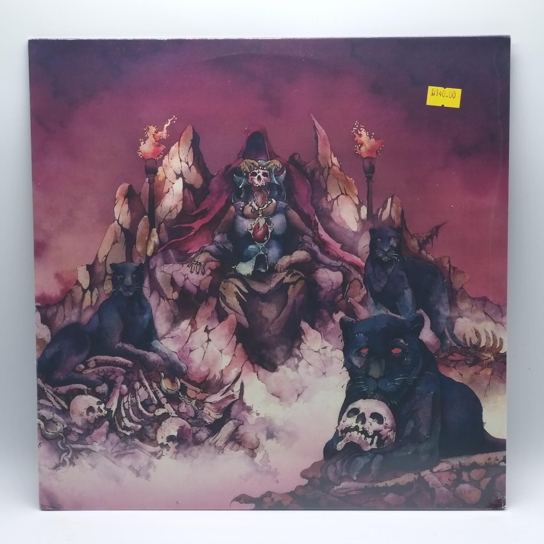 THE SLAVES -REMORSE- LP (CHERRY VINYL)