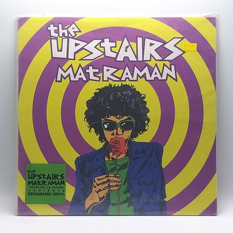 THE UPSTAIRS -MAT RAMAN- LP