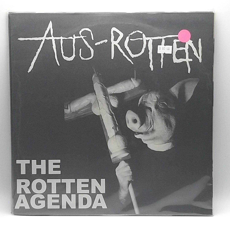 AUS ROTTEN -THE ROTTEN AGENDA- LP