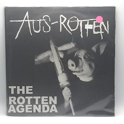 AUS ROTTEN -THE ROTTEN AGENDA- LP