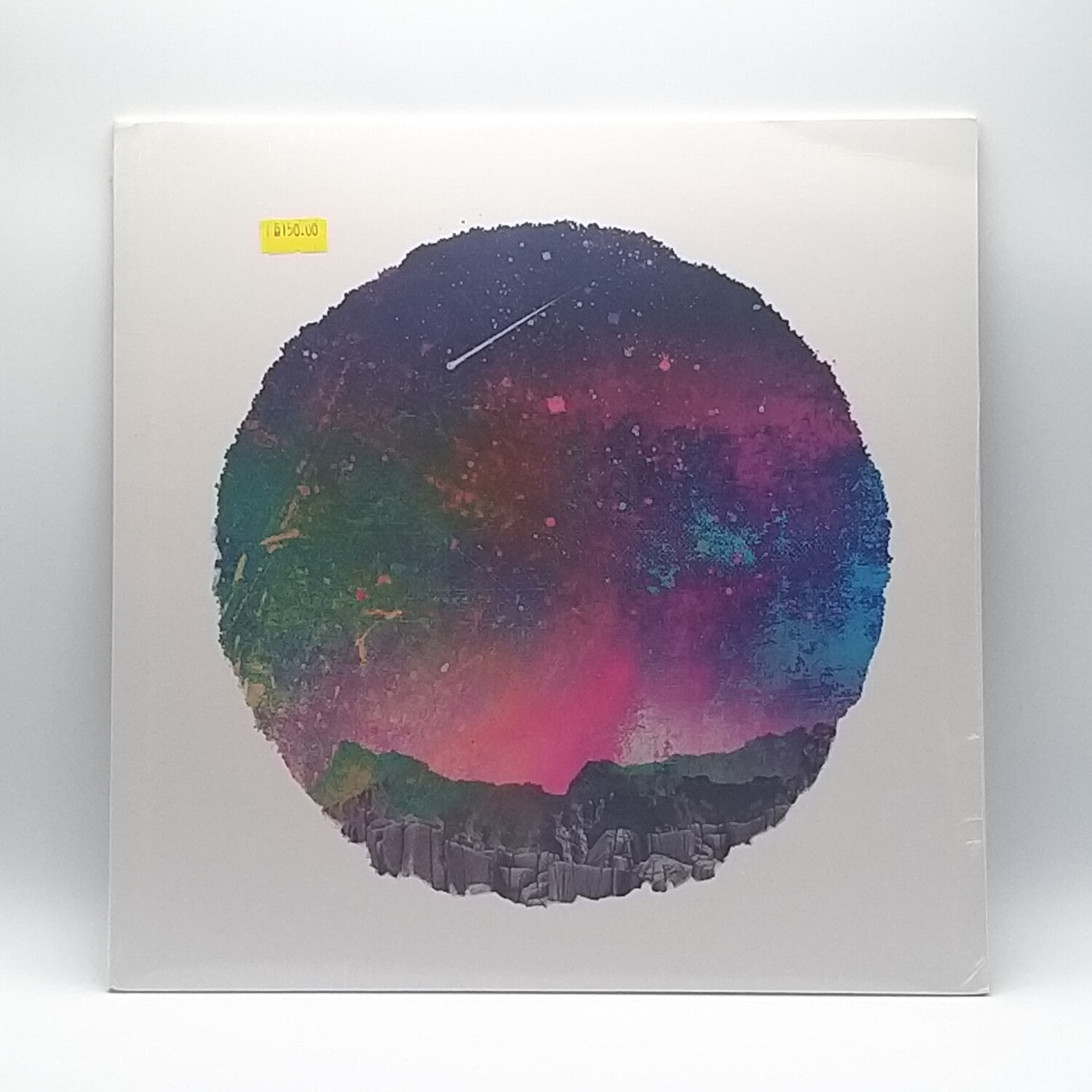 KHRUANGBIN -THE UNIVERSE SMILE UPON YOU- LP