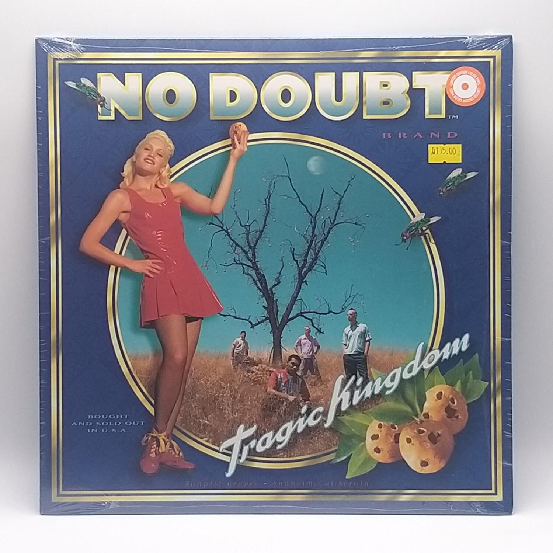 NO DOUBT -TRAGIC KINGDOM- LP (COLOR VINYL)