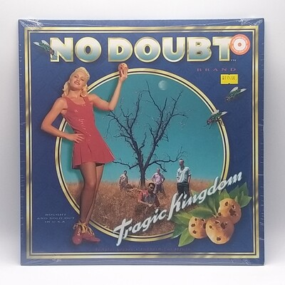 NO DOUBT -TRAGIC KINGDOM- LP (COLOR VINYL)