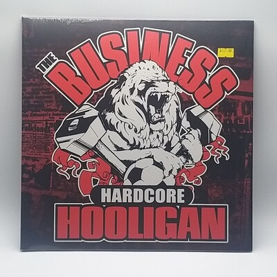THE BUSINESS -HARDCORE HOOLIGAN- LP