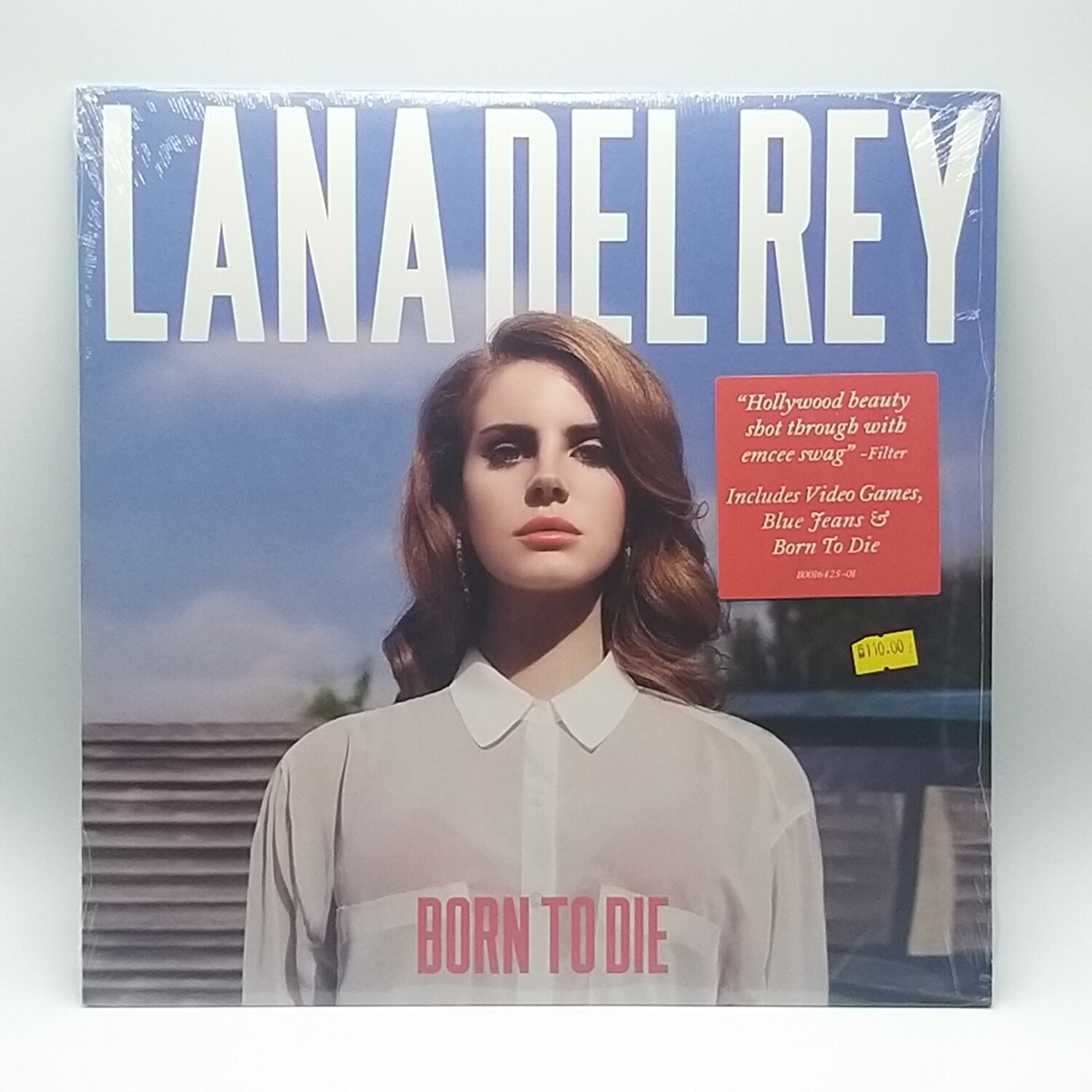 LANA DEL REY -BORN TO DIE- LP