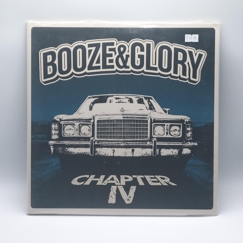 BOOZE & GLORY -CHAPTER IV- LP (COLOR VINYL)
