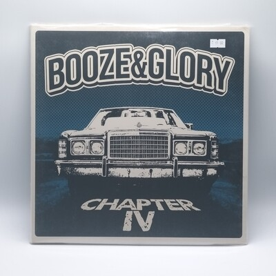 BOOZE & GLORY -CHAPTER IV- LP (COLOR VINYL)
