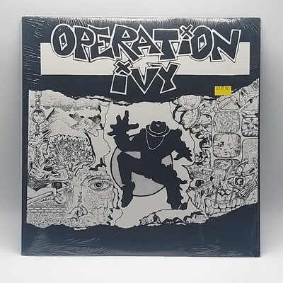 OPERATION IVY -S/T- LP