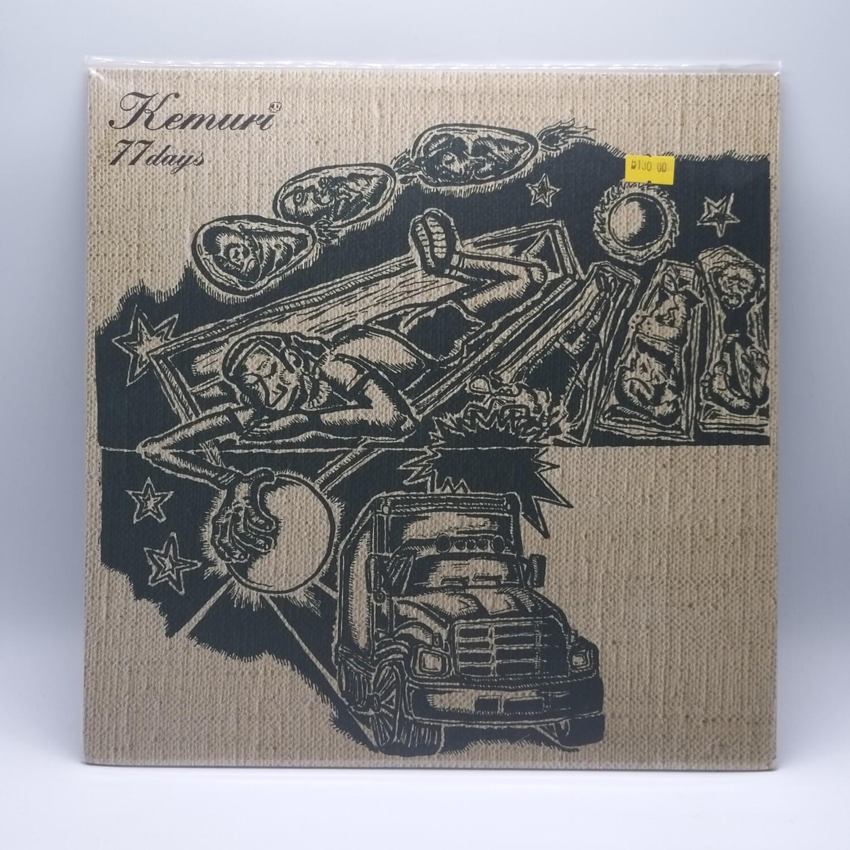 KEMURI -77 DAYS- LP (CLEAR VINYL)