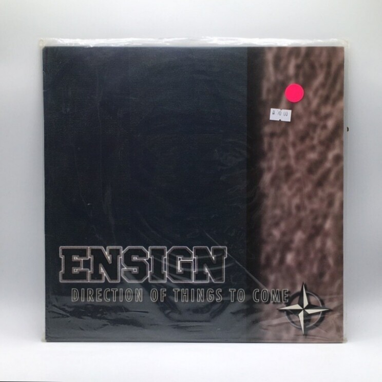 ENSIGN -DIRECTION OF THINGS TO COME- LP