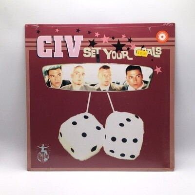 CIV -SET YOUR GOALS- LP (COLOR VINYL)