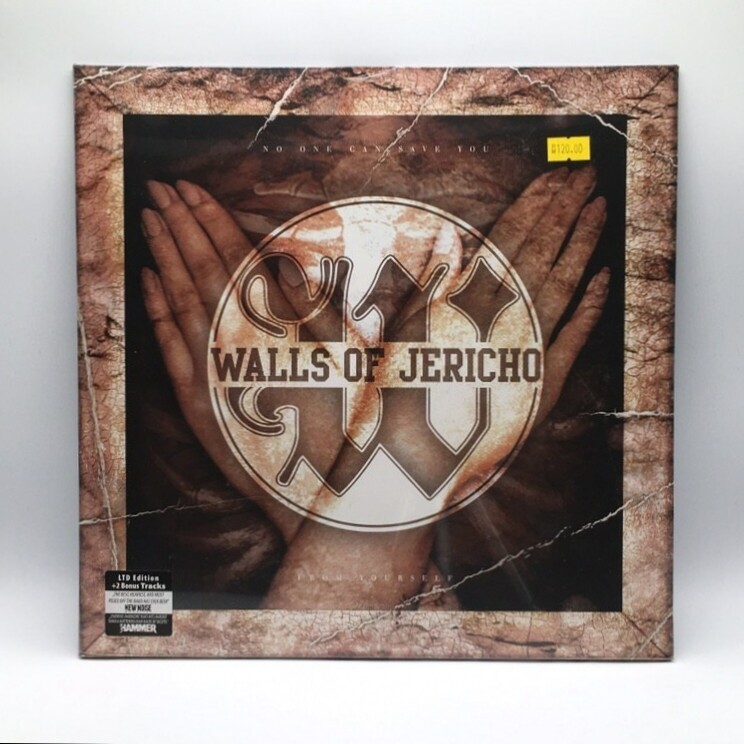 WALL OF JERICHO -NO ONE CAN SAVE YOU- LP