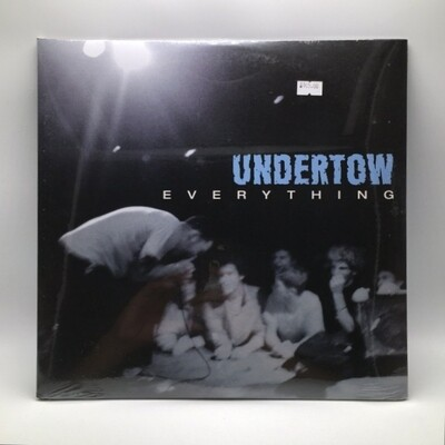 UNDERTOW -EVERYTHING- 2XLP (COLOR VINYL)