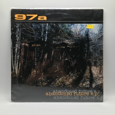 [USED] 97A -ABANDONED FUTURE- 12inch EP