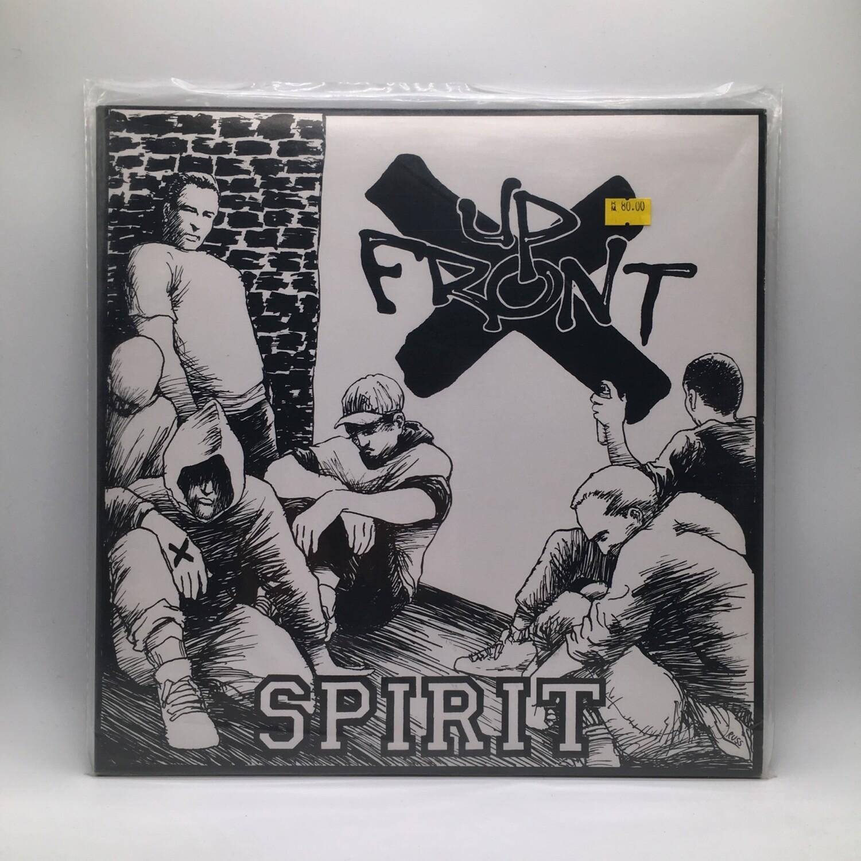 UP FRONT -SPIRIT- LP (COLOR VINYL)
